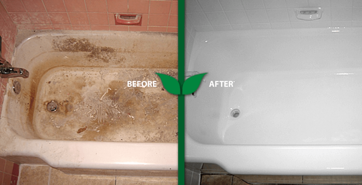 Acrylic Bathtub Refinishing-San Diego Bathtub Reglazing & Tub Resurfacing Pros