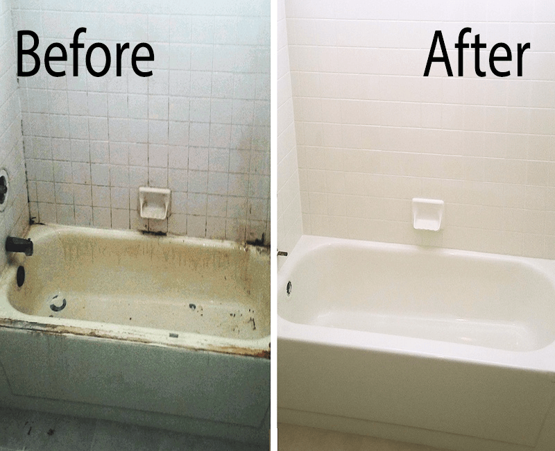 Bathtub Restoration-San Diego Bathtub Reglazing & Tub Resurfacing Pros