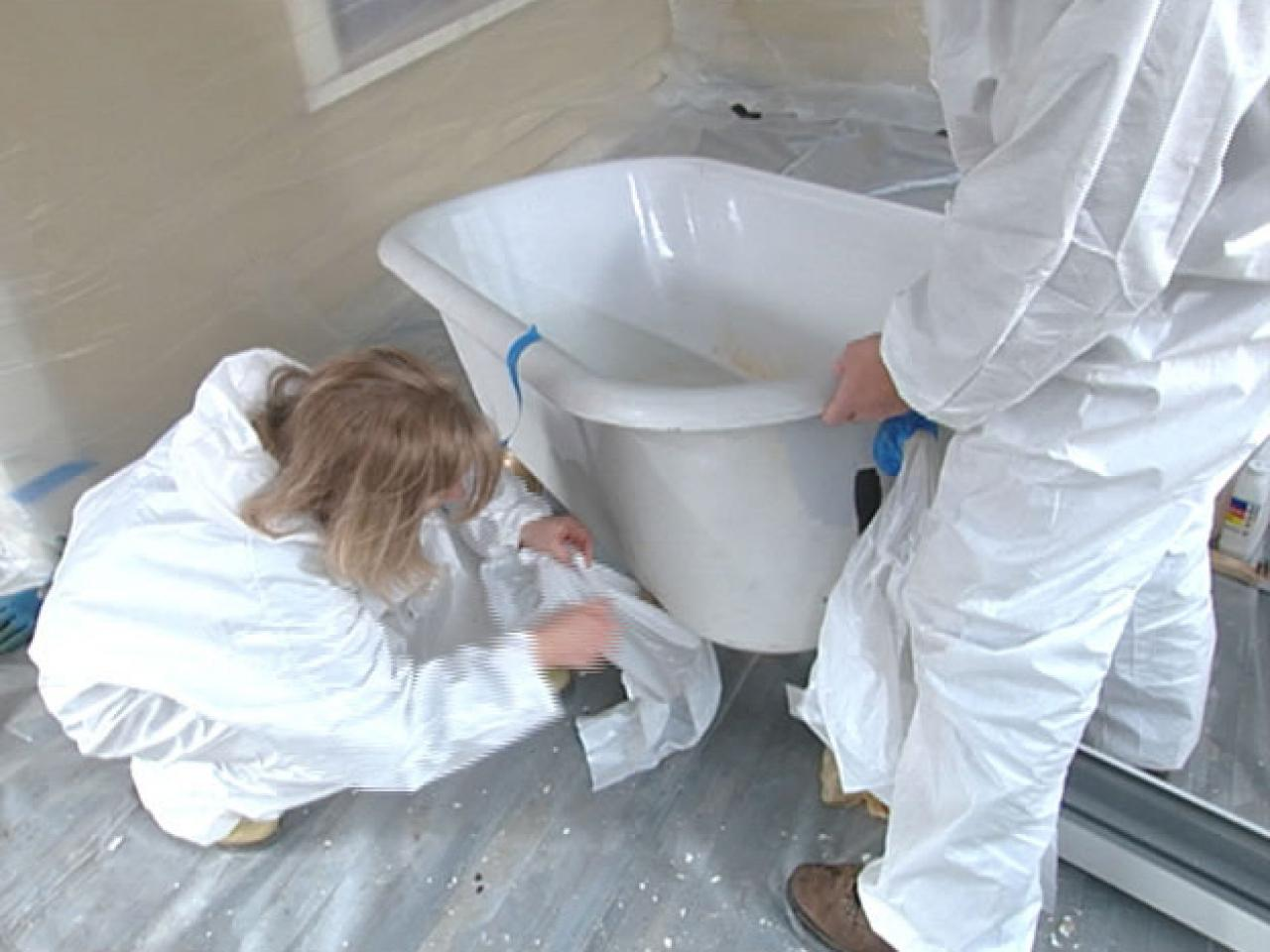 Clawfoot Bathtub Reglazing-San Diego Bathtub Reglazing & Tub Resurfacing Pros