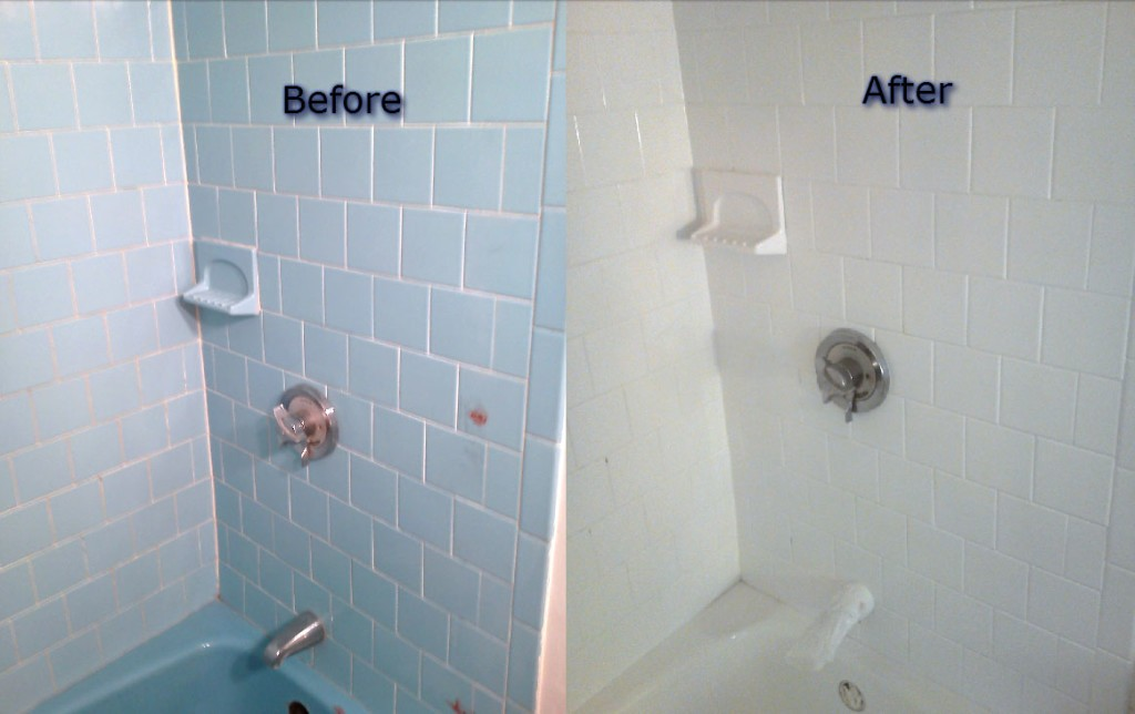 Tile Reglazing-San Diego Bathtub Reglazing & Tub Resurfacing Pros