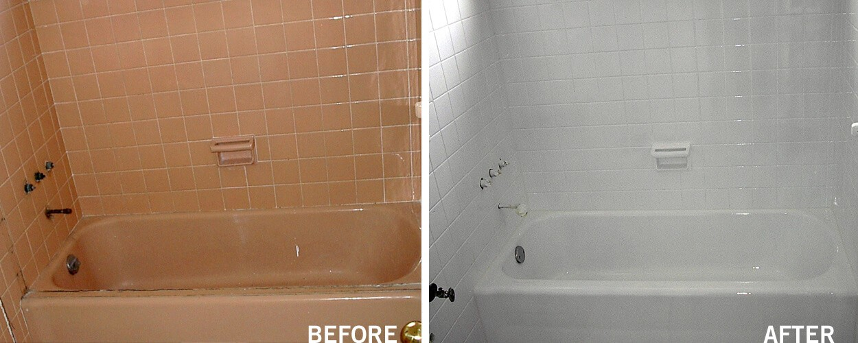 Tile Resurfacing-San Diego Bathtub Reglazing & Tub Resurfacing Pros